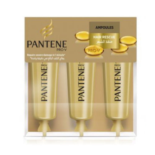 Pantene Pro-V Moisture Renewal Hair Rescue Ampoule 3x15ml - FabFinds