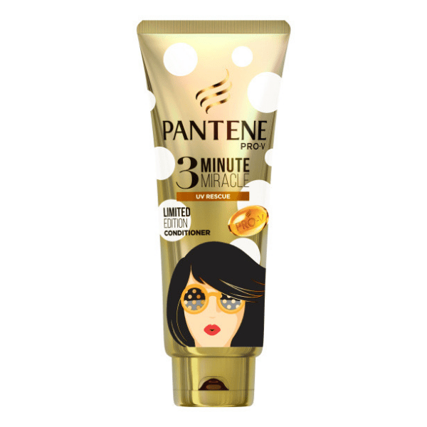 Pantene Pro-V Conditioner 3 Minute Miracle Summer Edition 150ml - FabFinds