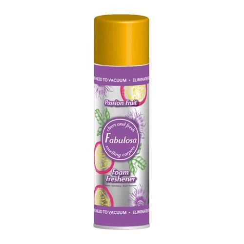 Fabulosa Passion Fruit Foam Freshener Carpet Spray 300ml