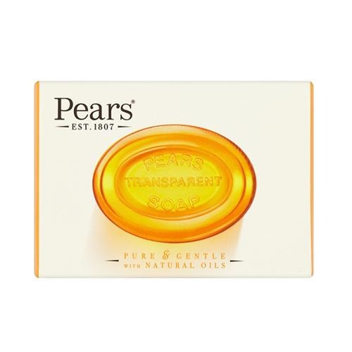 Pears Transparent Soap 100g - FabFinds
