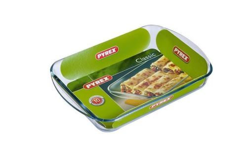 Pyrex Classic Glass Roasting Oven Dish 35x23cm - FabFinds