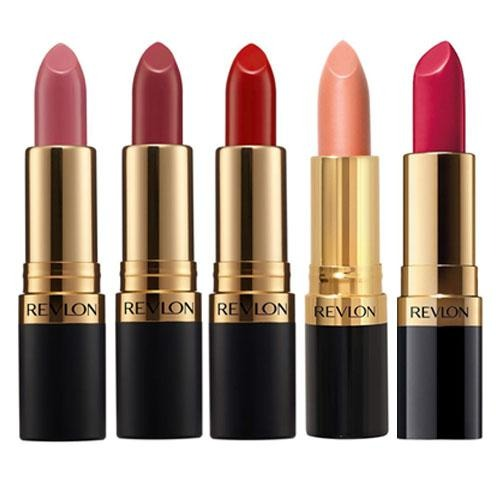 Revlon Super Lustrous Lipsticks Assorted Shades