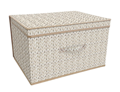Knitted Jumbo Home Storage Chest