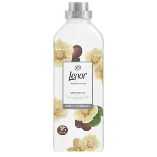 Lenor Fabric Conditioner Shea Butter 875ml