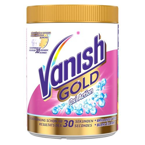 Vanish Gold Oxi Action Powder Whites 500g