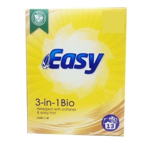Easy 3in1 Bio Laundry Powder Detergent With Softener 13 Washes