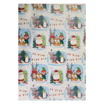 Extra Wide Kids Christmas Gift Wrap 5M