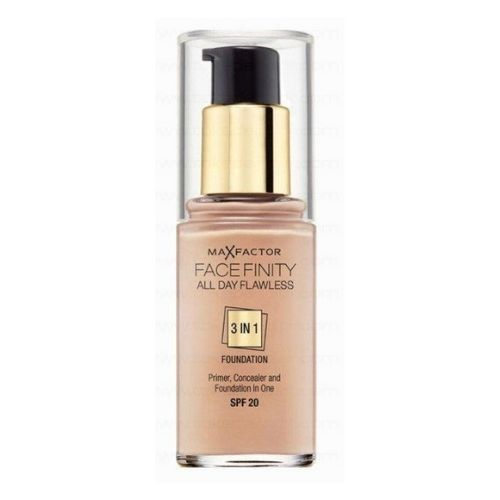 Max Factor Facefinity 3 in 1 Foundation Assorted Shades