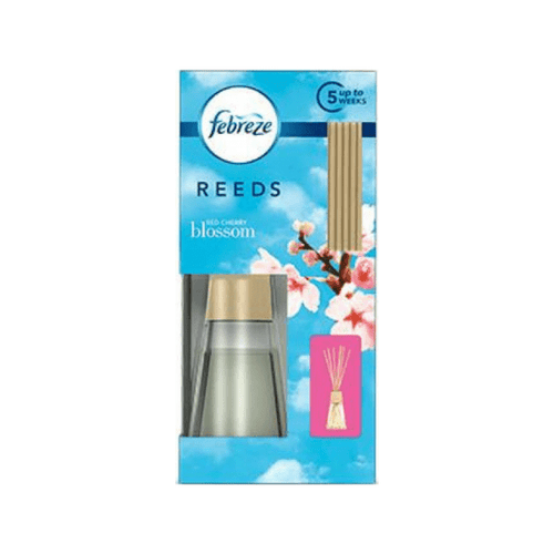 Febreze Reeds Red Cherry Blossom Scented Oil Diffuser 45ml