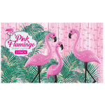 Pink Standing Flamingo Solar Powered Garden Stake Lights Pack of 3 - FabFinds