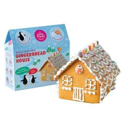 Build Your Own Gingerbread House Kit 672g