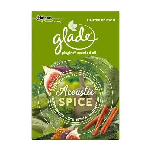 Glade Plugin Refill Acoustic Spice 20ml - FabFinds