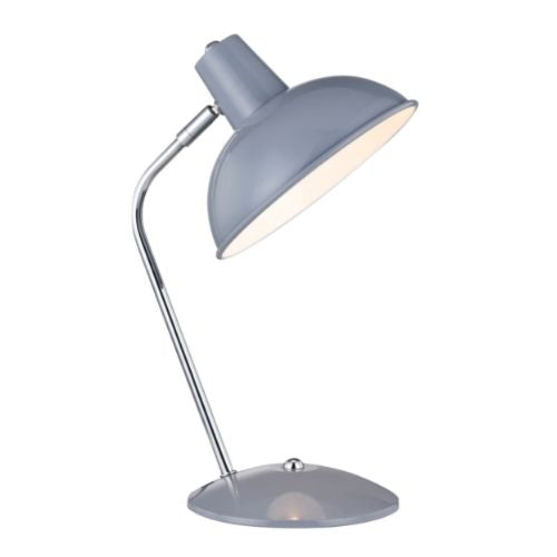 Light Grey Large Holland Desk Lamp