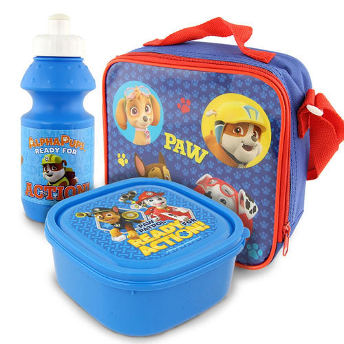 Paw Patrol Lunch Kit Set