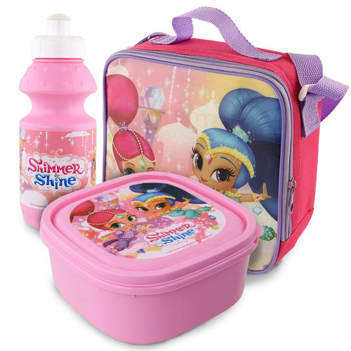 Shimmer and Shine Lunch Kit Set