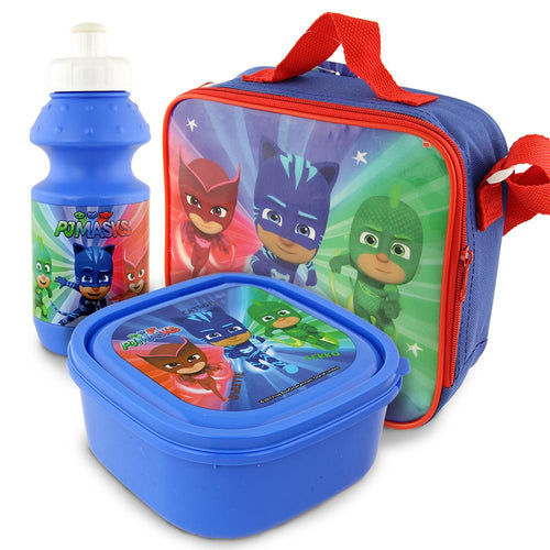 PJ Masks Lunch Kit Set