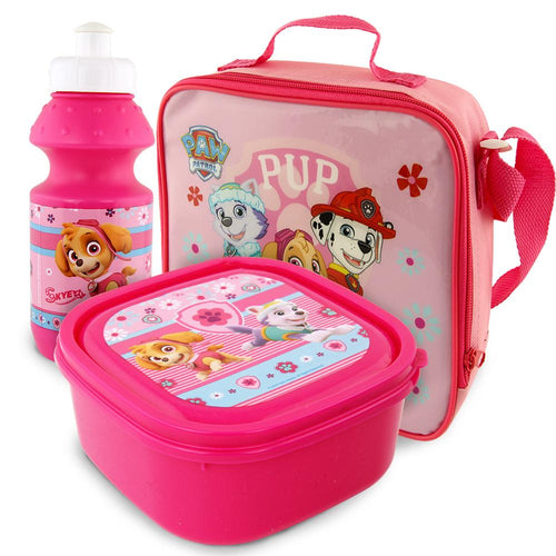 Paw Patrol Pup Power Lunch Kit Set