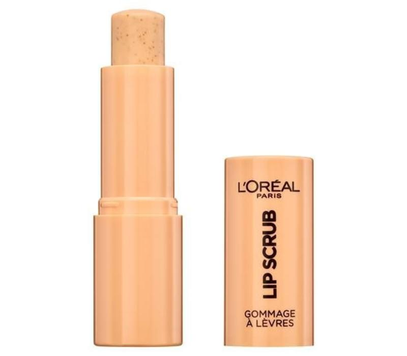 L'Oreal Paris Spa Lip Scrub 03 Peach Twist - FabFinds