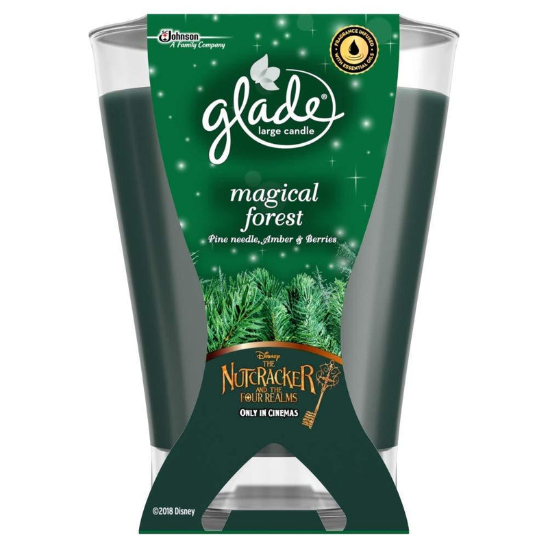 Glade Scented Candle Magical Forest 224g - FabFinds