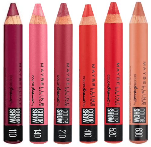 Maybelline Color Drama By Color Show Lip Pencil - FabFinds