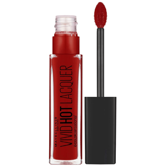 Maybelline Vivid Hot Lip Lacquer - FabFinds