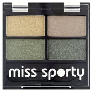 Miss Sporty Studio Colour Quattro Eyeshadow - FabFinds