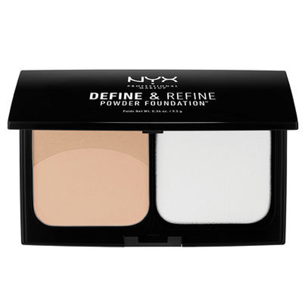 NYX Define and Refine Powder Foundation - FabFinds