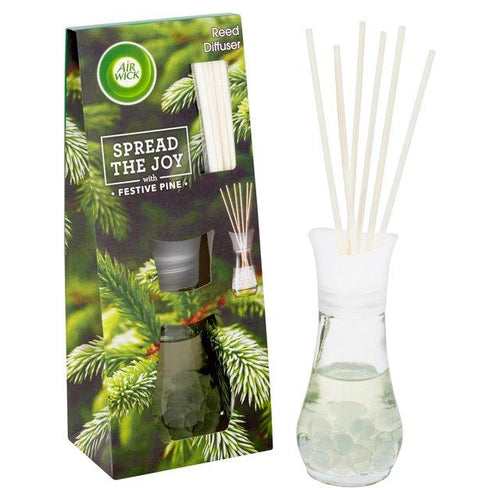Air Wick Reed Diffuser Festive Pine 30ml
