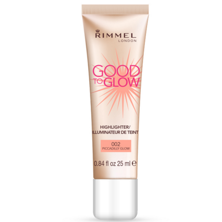 Rimmel Good To Glow Highlighter 25ml - FabFinds