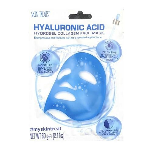 Skin Treats Hyaluronic Acid Hydrogen Collagen Face Mask 60g - FabFinds