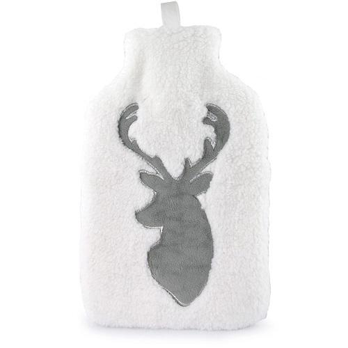 Lux Stag Hot Water Bottle 2 Litre