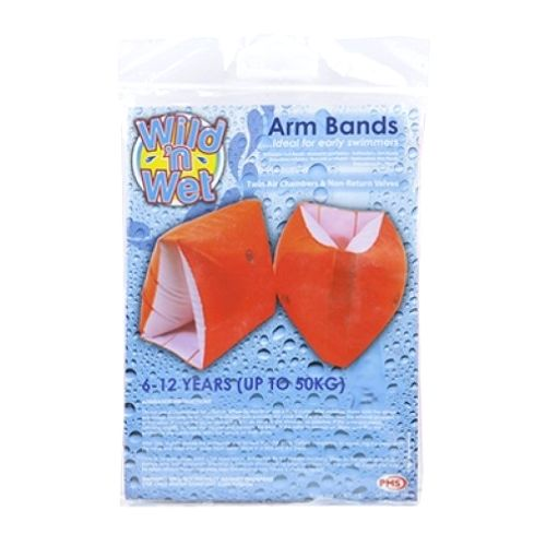 Wild 'n Wet Arm Bands Twin Pk