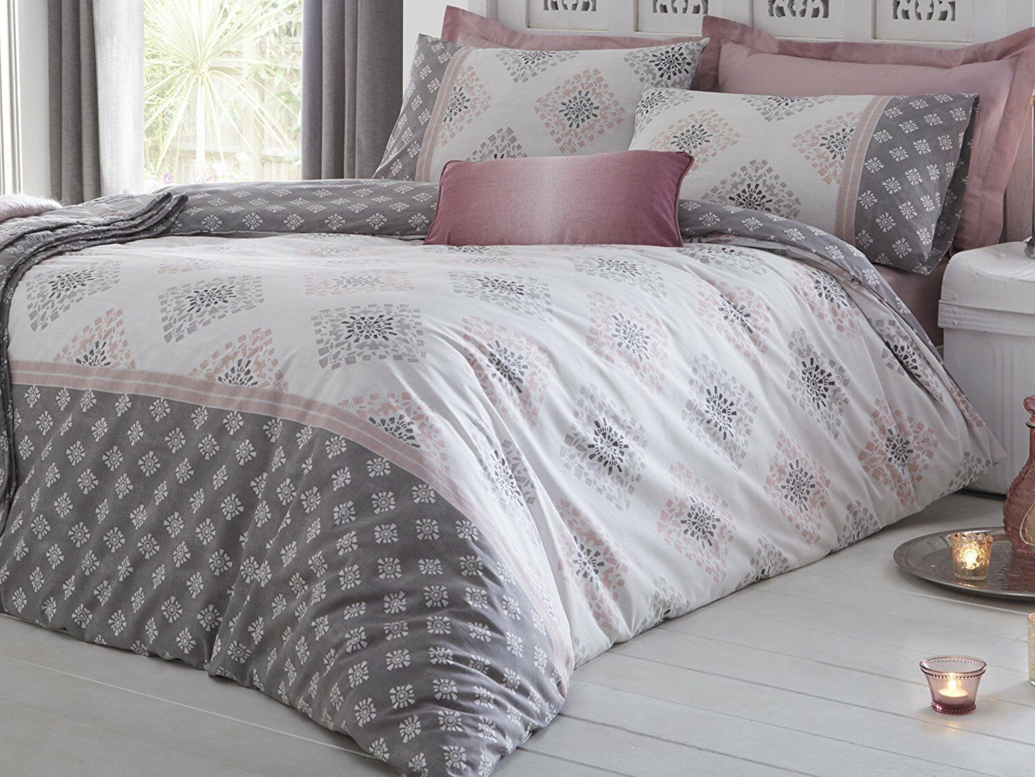 Dreams N Drapes Indra Duvet Cover Set