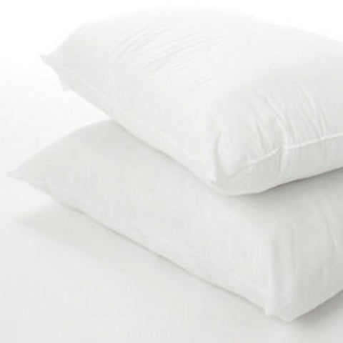 Polycotton covered Deluxe Hollowfibre Filled Comfortable Pillow
