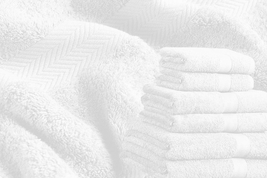 Restmor Luxor 600gsm Egyptian Cotton Towel White