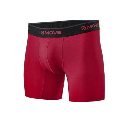 Move Performance Underwear Training Day Scarlet / Small The Kona (mid length)