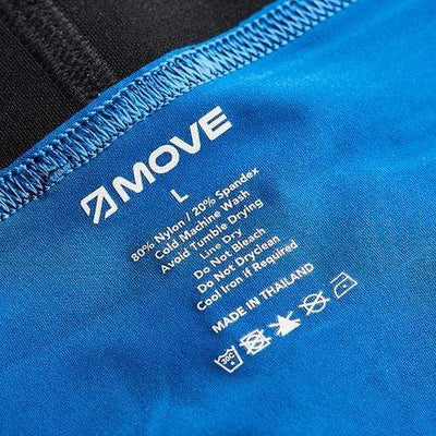 Move Performance Underwear Training Day The Kona (mid length)