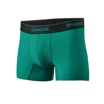 Move Performance Underwear Underwear Emerald / Small The Milford (short length)