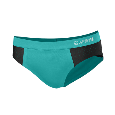 Move Performance Underwear Underwear X-Small / Jade The Ultra - Airflow Brief