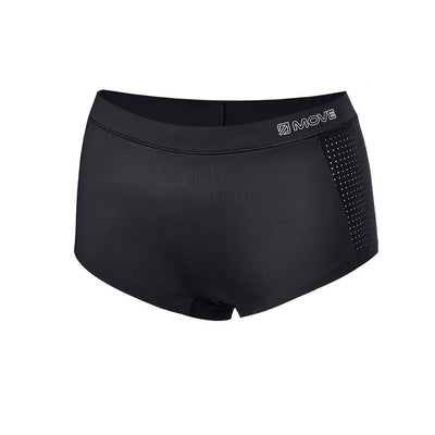 Move Performance Underwear Underwear X-Small / Midnight / Midnight The Meribel - Airflow Boyleg
