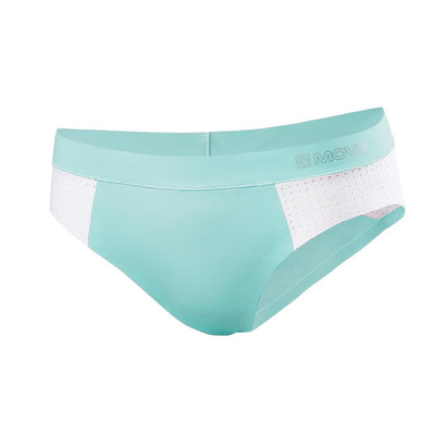 Move Performance Underwear Underwear X-Small / Reef/White The Ultra - Airflow Brief