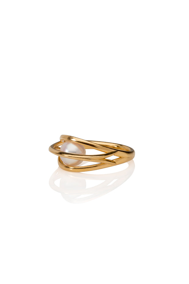 Sedna Ring Yellow Gold