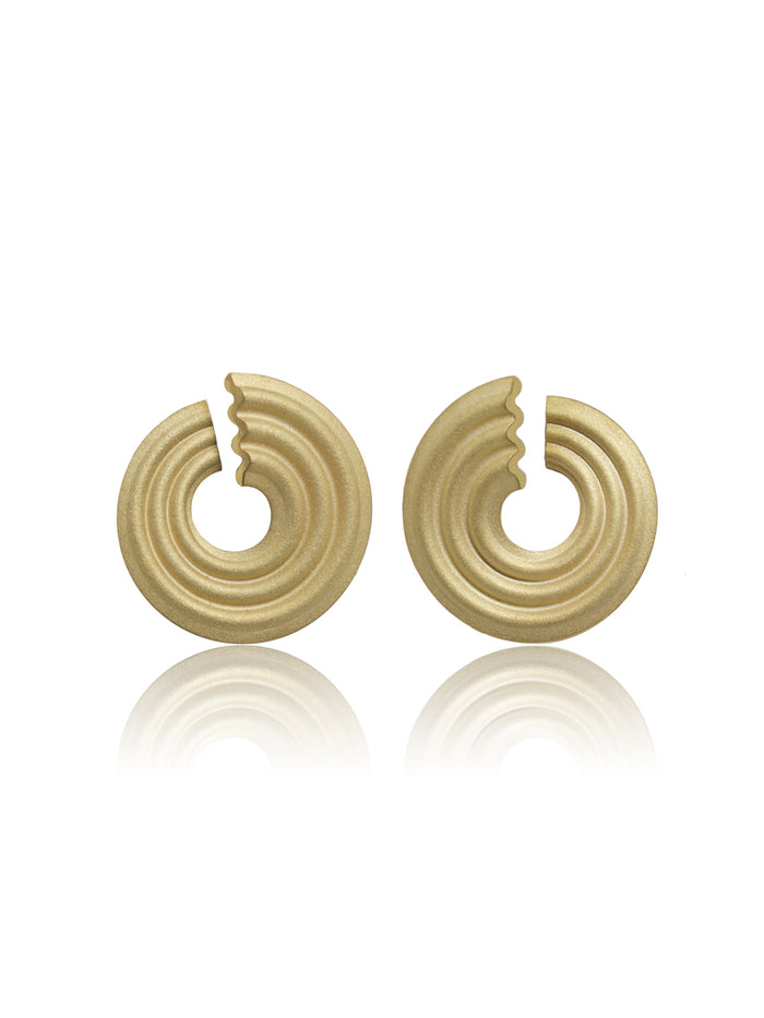 Grande Wave Earrings