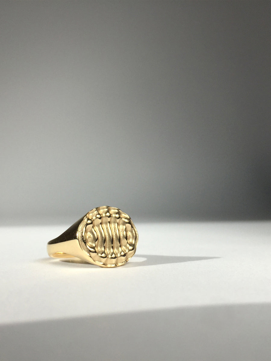 Synchronise Signet Ring