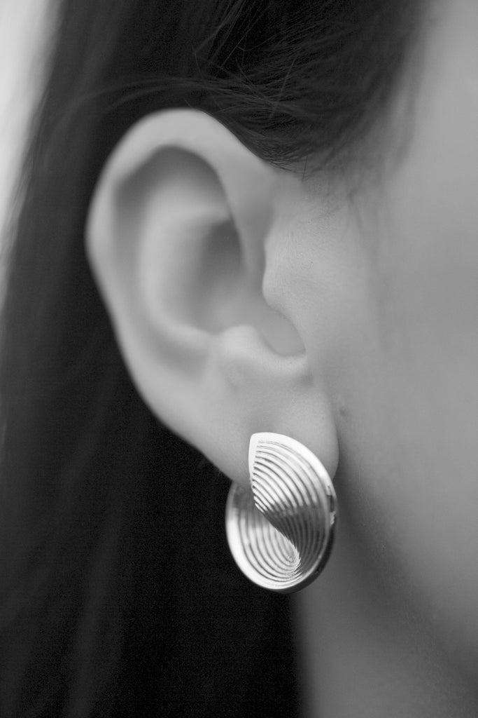 Vortex earrings