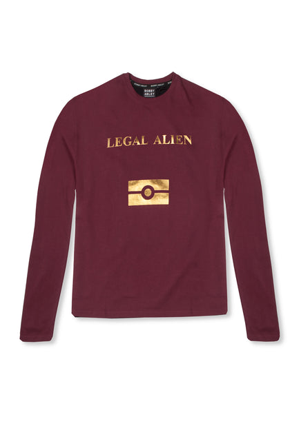 Legal Alien Ls Tee
