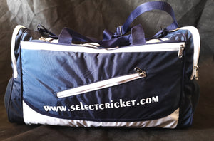 Select 2020 Navy Blue Holdall Bag-Select Cricket Store
