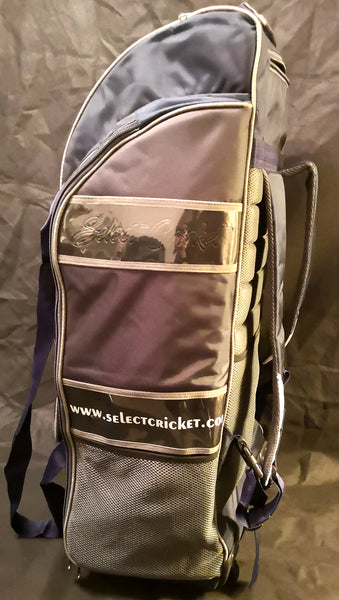 Select 2020 Black Label Wheelie Duffle-Select Cricket Store