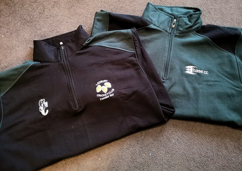 Custom Club Micro Fleeces-Select Cricket Store