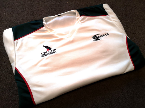 Custom Club Playing Jumpers-Select Cricket Store